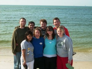 Random Road Trip 2007 to Dauphin Island Alabama